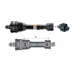 SFT-S6 EA1210 CT JDH 1'3/8 / CM LR23 1'3/8 Z6 2100Nm FREE ROTATION